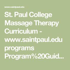 Massage Therapy best college degrees 2017