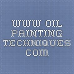 Oil painting supports
