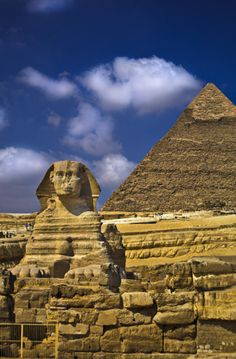 egypt the sphinx