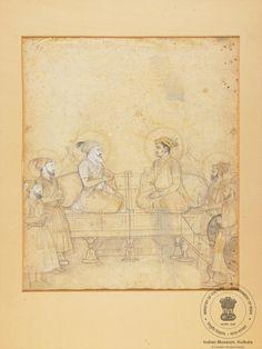 Shah Jahan, Jahangir, Aurangzeb, Murad, Shuja and Dara