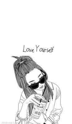add a caption We Heart It Tumblr Girl Drawing, Tumblr Drawings, Cool Art Drawings, Pencil Art Drawings, Art Drawings Sketches, Mood Wallpaper, Wallpaper Iphone Cute, Cellphone Wallpaper, Girl Wallpaper