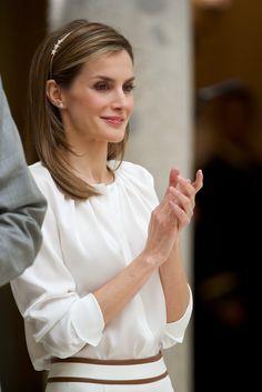 King Felipe and Queen Letizia | MYROYALS &HOLLYWOOD FASHİON