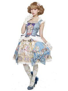 F Yeah Lolita: Lolita Trends: Opulent Is The New Kawaii