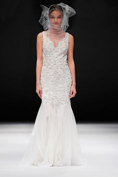 Badgley & Mischka Spring 2015 Bridal Gown