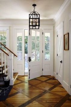 Setting the Entryway Tone