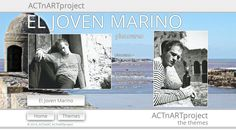 "ACTnARTproject ""El Joven Marino - pleasures"" performed by Christian and Joachim  #male #models #photography #sailors #marine #nautic  #actnart #actnartproject"