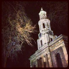 St. John's church, hoxton, London