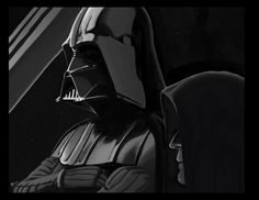 Darth Vader and Darth Sidious by Werkingethorex on deviantART