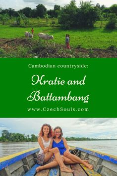 Kratie and Battambang Cambodian countryside – What to see if you don't have much time Travel Guides, Travel Tips, Battambang, Amazing Adventures, Hanoi, Amazing Destinations, Asia Travel, Southeast Asia, Beautiful World