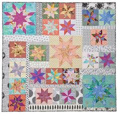 Fracking love these fracking star quilts!