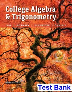 Campbell biology 9th edition pdf download here httpwww test bank for college algebra and trigonometry 6th edition by lial ibsn 9780134306971 fandeluxe Gallery