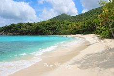 Finding Denis Bay Beach, St. John - quiet, secluded and a little challenging to get to!