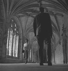 Stanley Kubrick. «Portugal», 1948. Les références de Kubrick sont Walker Evans, Diane Arbus, Arthur Fellig dit Weegee.  Courtesy Library of Congress, Prints and Photographs Division, Washington DC