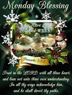 Monday Blessings! Monday Morning Blessing, Happy Monday Morning, Monday Blessings, Morning Blessings, Good Night Friends, Good Night Quotes, Christmas Morning, Christmas And New Year, Have A Blessed Week
