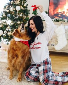 It's almost time to curl up in front of the fire place in your cozy Christmas pajamas and warm fuzzy slippers. Xmas Pajamas, Pajamas For Teens, Cute Pajamas, Comfy Pajamas, Christmas Pjs, Womens Christmas Pajamas, Christmas Couple, Family Christmas Pictures, Xmas Pics