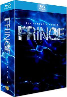 Fringe The Complete Series Blu-ray. Need seasons 1,2,3,4,5