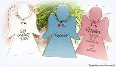 Weiteres - Schutzengel aus Holz, Taufe, Geburt, Weihnachten - ein Designerstück von Alexandra-Sangs bei DaWanda