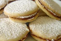 5 Fun and Easy South American Dessert Recipes: Alfajores - Caramel Sandwich Cookies