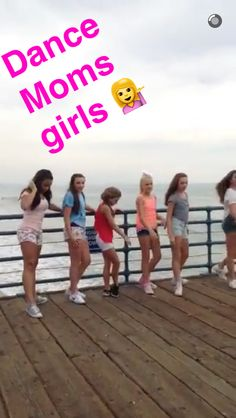 Dance Mims girls are taking over Snapchat today! @KKFandom
