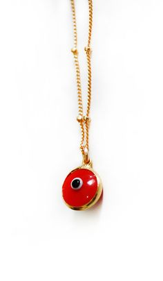 RED evil eye