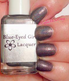 Blue-Eyed Girl Lacquer Prototype Lovin!!