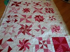 Sewing & Quilt Gallery: Pinwheel Party