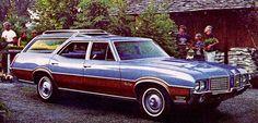 Oldsmobile Vista Cruiser Station Wagon