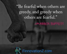 Fearful Vs Greedy