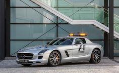 Mercedes-AMG SLS AMG GT Formula 1 Safety Car