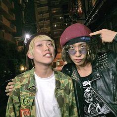 いいね!68件、コメント1件 ― @superbeaver_fanのInstagramアカウント: 「ツーショット♡ ・ #SUPERBEAVER #04limitedsazabys  #渋谷龍太 #GEN」