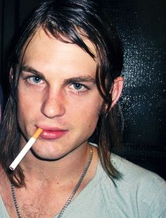 Caleb Followill - Male love of my life. Voice of a fucking ANGEL.