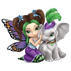 Fairy Lucky Figurine