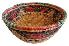 Nigerian Hausa Basket