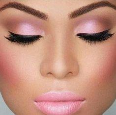 Bubble gum pink. ❤