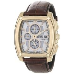 Citizen Men's CA0093-01A Chronograph Eco Drive Watch (Watch)  http://www.amazon.com/dp/B004JK8G44/?tag=rolex13-20  B004JK8G44
