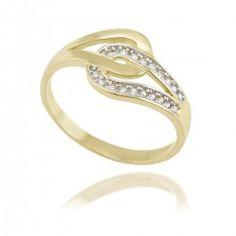 Anillo de oro para mujer. Gold Rings, Rose Gold, Jewelry, Fashion, Jewelery, Women, Jewellery Making, Jewlery, Fashion Styles
