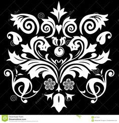 Symetrical Designs positive negative symmetrical designs | art ed-space | pinterest