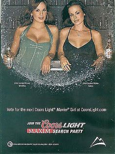 Coors light ads pinterest coors light coors light ad mozeypictures Images
