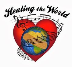 Heal the world with music