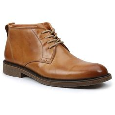 GBX Brisco Men's Chukka Boots ($85) ❤ liked on Polyvore featuring men's fashion, men's shoes, men's boots, mens fur lined ankle boots, mens ankle boots, mens lace up boots, mens chukka shoes and mens lace up shoes