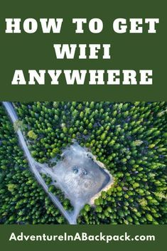 Working remotely in our Campervan requires us to have internet signal wherever we are. This WeBoost 4g Signal Booster has been a game changer for us and our ability to work from the road. weboost 4g signal booster | How to Get Internet on the Road | Bes