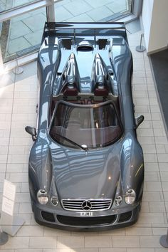 All sizes | Mercedes-Benz CLK GTR Roadster 2006 | Flickr - Photo Sharing!