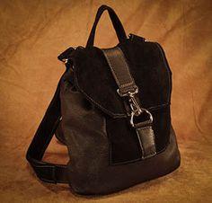 Small Knap Sack. #leather #Canada #handmade #Rockwood #Ontario #like #daily #fashion #hidesinhand Daily Fashion, Leather Backpack, Canada, Backpacks, Handbags, Leather Backpacks, Totes, Backpack