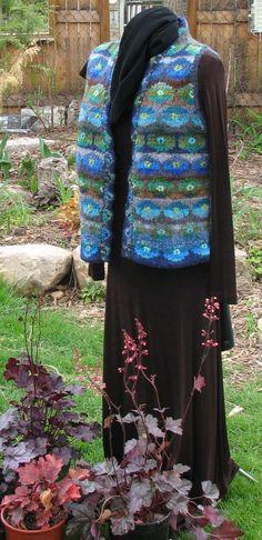 Fassett Persian Poppy/Iris