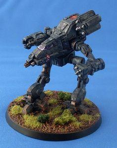 Very Cool N Scale Bushwacker