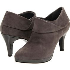 Booties ... I'm searching for a pair this fall ... kinda like these, but not quite.  @Kathryn Prelock