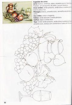 Revista Pintura em Tecido 2009 - Edna Penha - Álbuns da web do Picasa