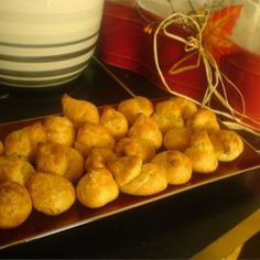 Cheese Puffs (Gougeres) - Allrecipes.com