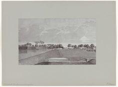 Hübner & Van Santen Roeloffzen | Het kasteel Colombo van de beer gezien door C. Steiger, Hübner & Van Santen Roeloffzen, 1890 - 1910 |