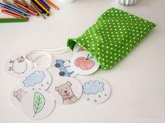 Lu de Luloveshandmade tiene una idea de un regalo estupendo para los niños: un juego de memoria casera usando tarjetas con ilustraciones. Descubra cómo lo hace en este tutorial.